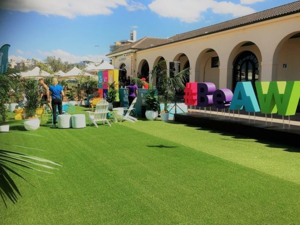 Hiring Artificial Grass for Your Marquee Event | Sydney Melbourne | AU Carpet